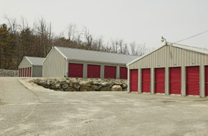 Large Outdoor Self Storage Facility