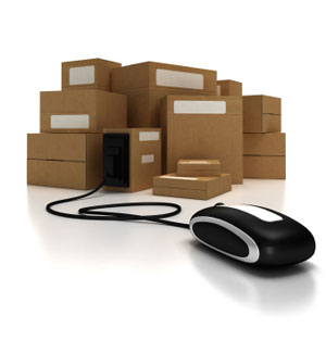 Self Storage Boxes With Mouse