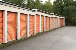 Outdoor Self Storage Business Investment